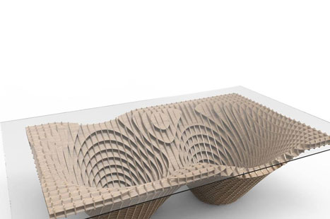 Birchply - birch plywood and its applications ©  3Deco Genesis