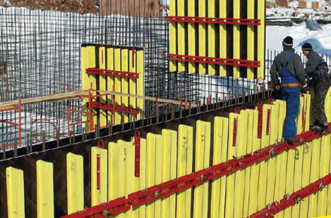 Eximcorp classic formwork system