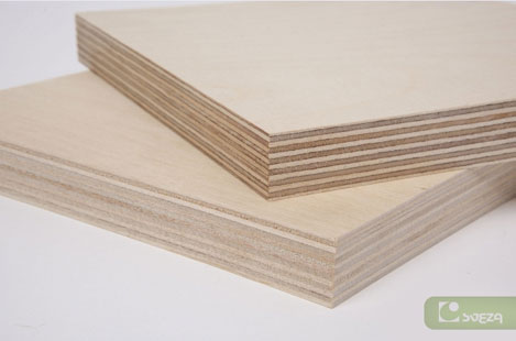 Laser Cutting Interior Birch Plywood