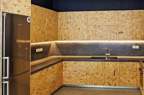 Pinepanels Osb Oriented Strand Board