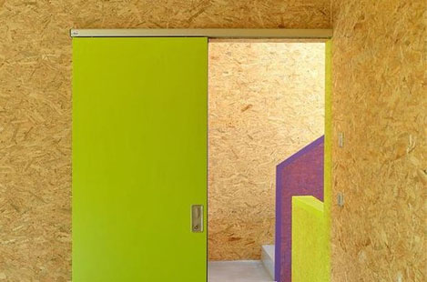Pinepanels - Oriented Strand Board-OSB